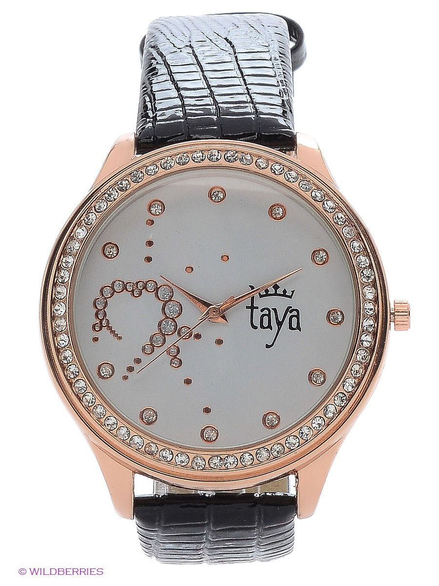 Часы Taya T-W-0027-WATCH-GL.BLACK