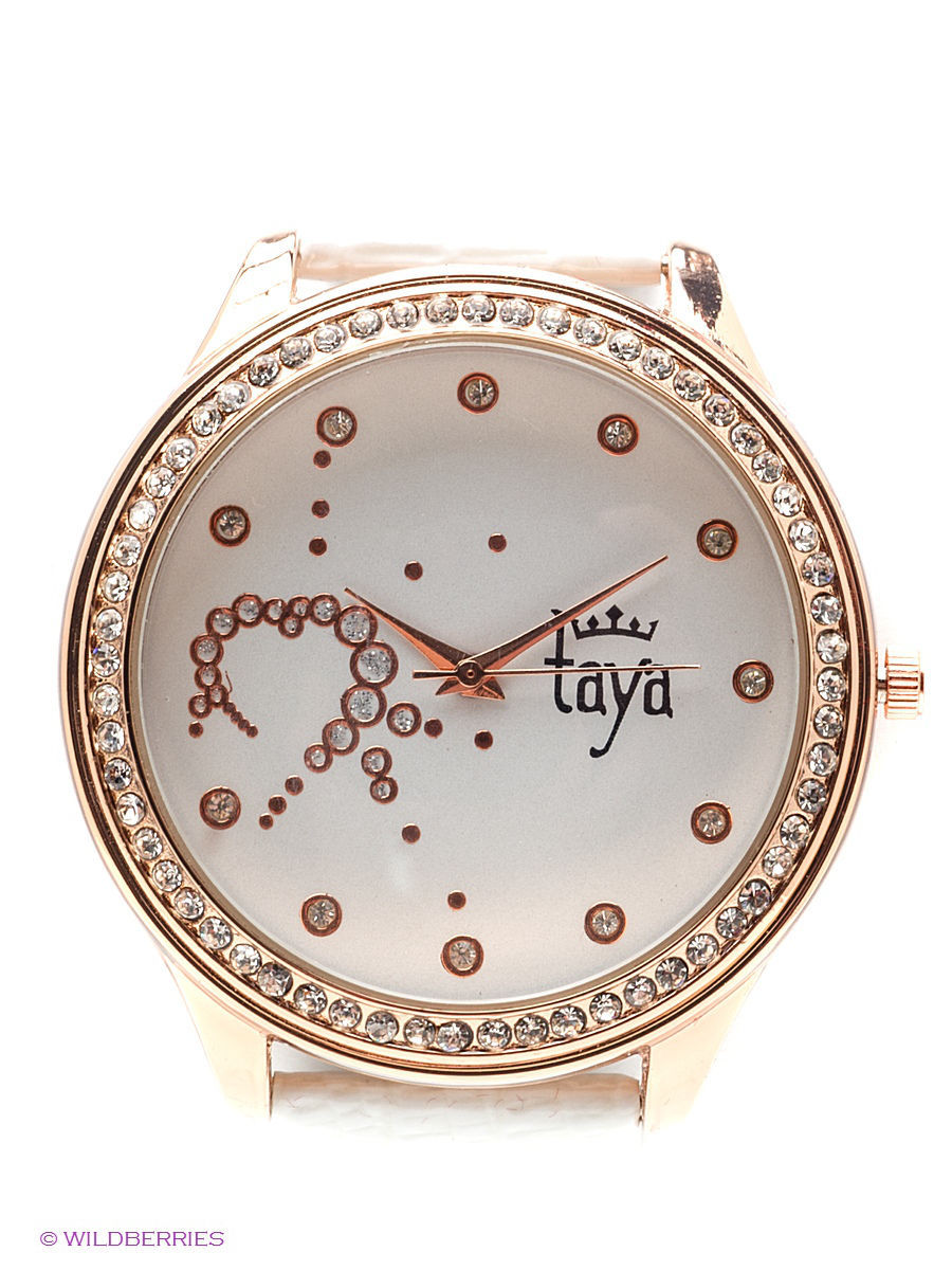 Часы Taya T-W-0028-WATCH-GL.WHITE