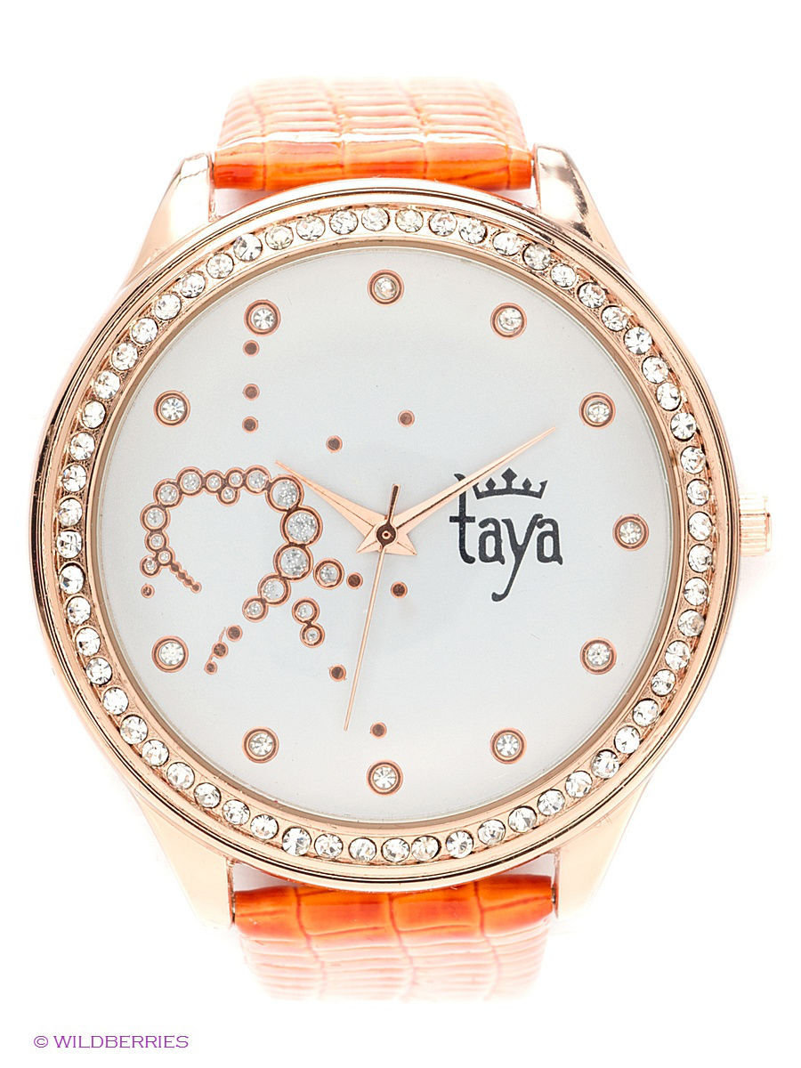 Часы Taya T-W-0029-WATCH-GL.ORANGE