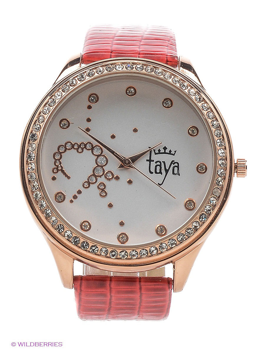 Часы Taya T-W-0031-WATCH-GL.RED