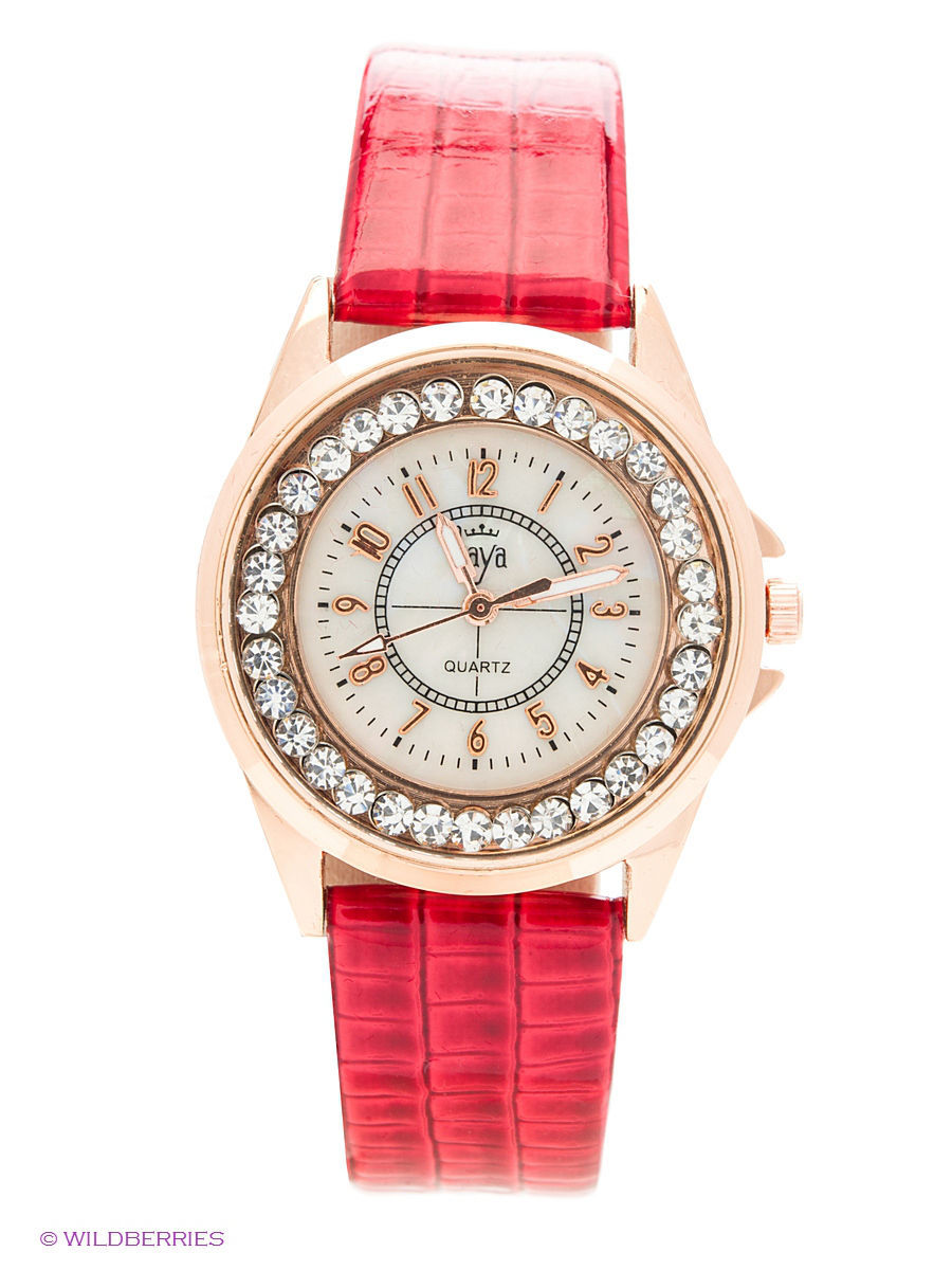 Часы Taya T-W-0033-WATCH-GL.RED