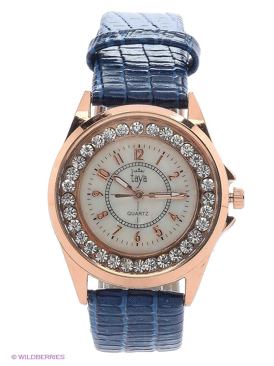 Часы Taya T-W-0035-WATCH-GL.D.BLUE