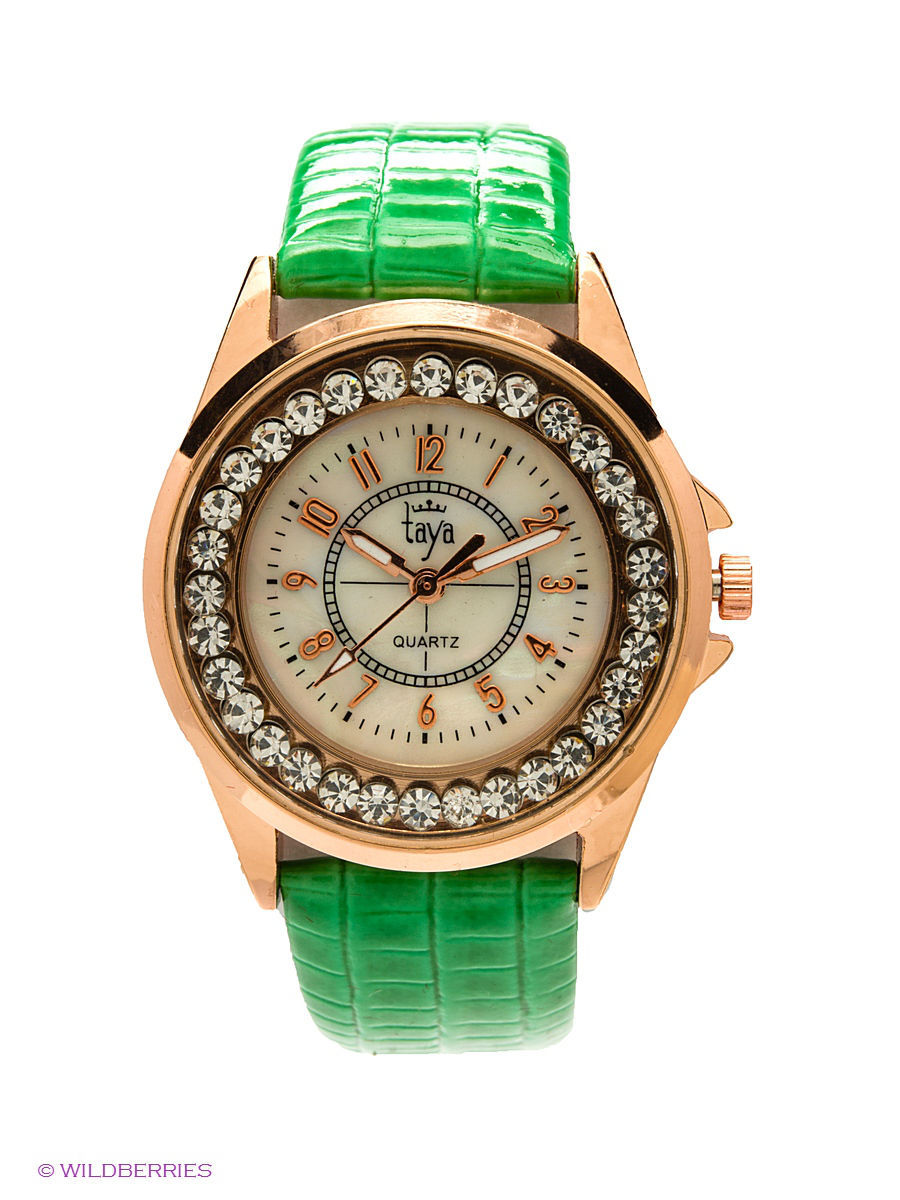 Часы Taya T-W-0036-WATCH-GL.GREEN