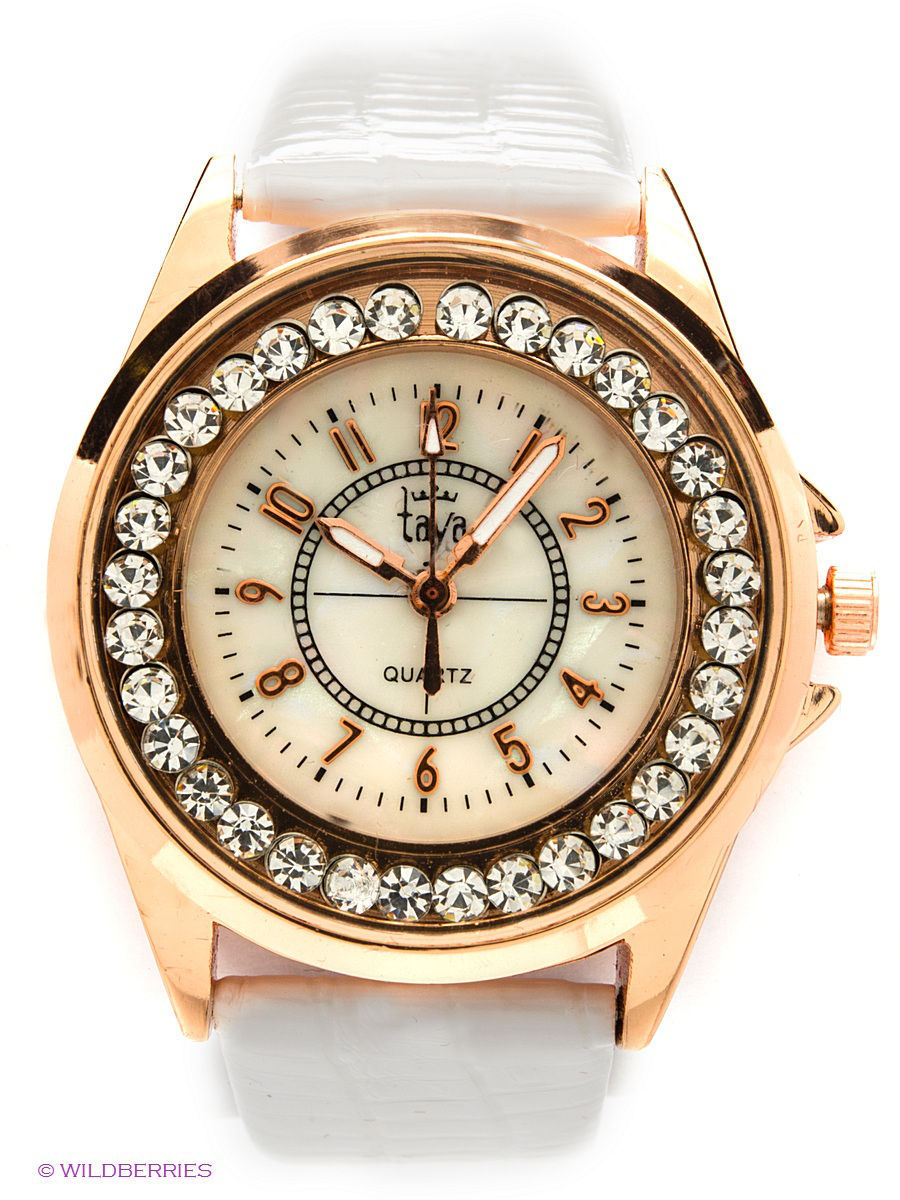Часы Taya T-W-0037-WATCH-GL.WHITE