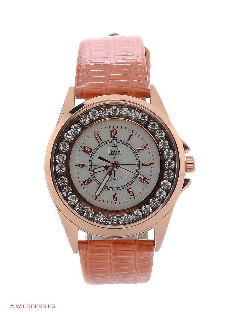 Часы Taya T-W-0038-WATCH-GL.ORANGE