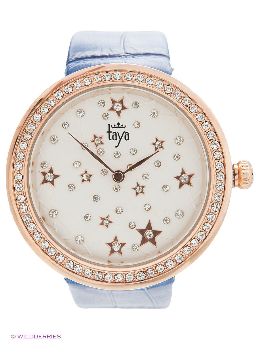 Часы Taya T-W-0040-WATCH-GL.BLUE