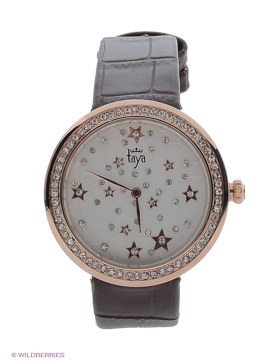 Часы Taya T-W-0041-WATCH-GL.BROWN
