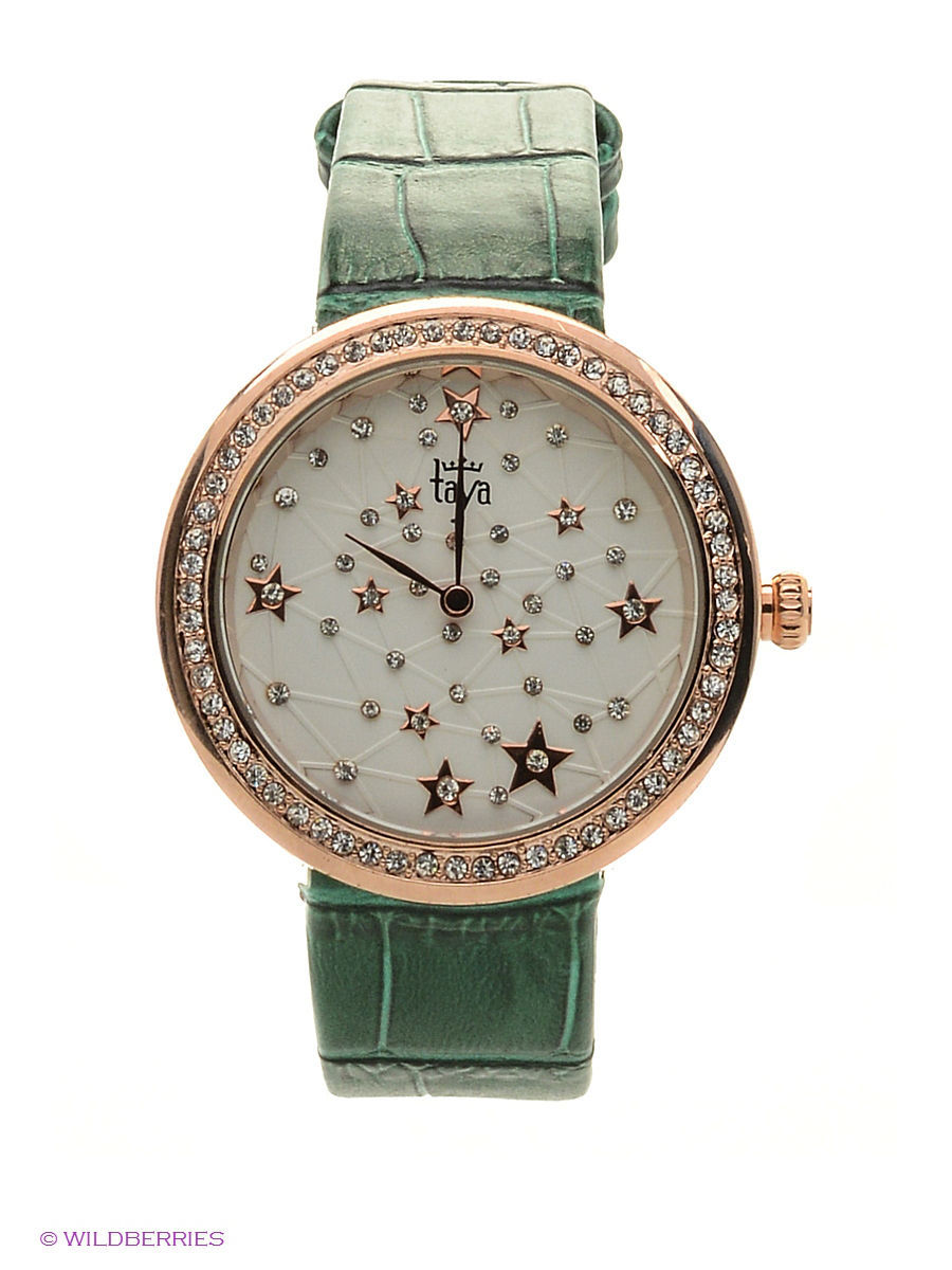 Часы Taya T-W-0042-WATCH-GL.GREEN