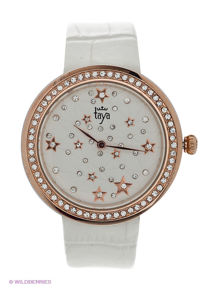 Часы Taya T-W-0043-WATCH-GL.WHITE