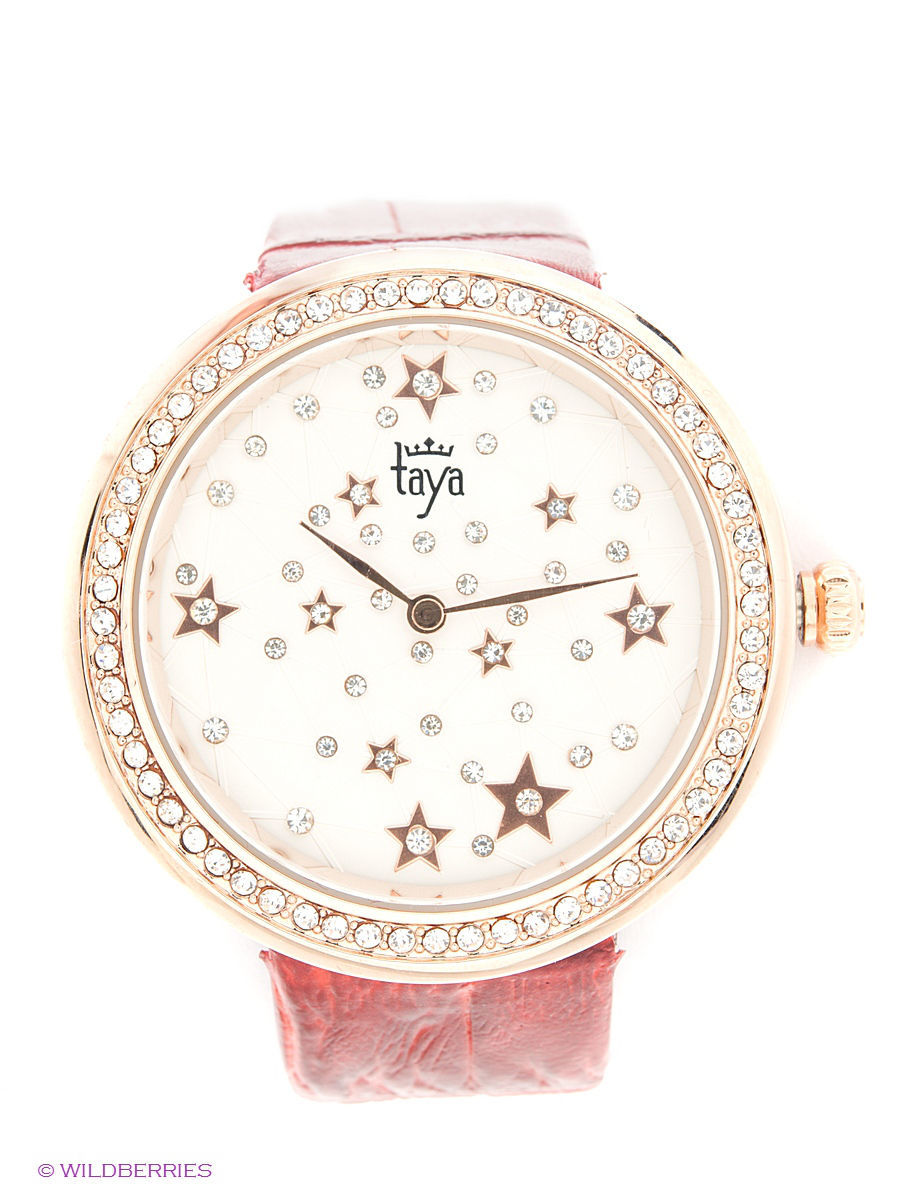 Часы Taya T-W-0044-WATCH-GL.RED