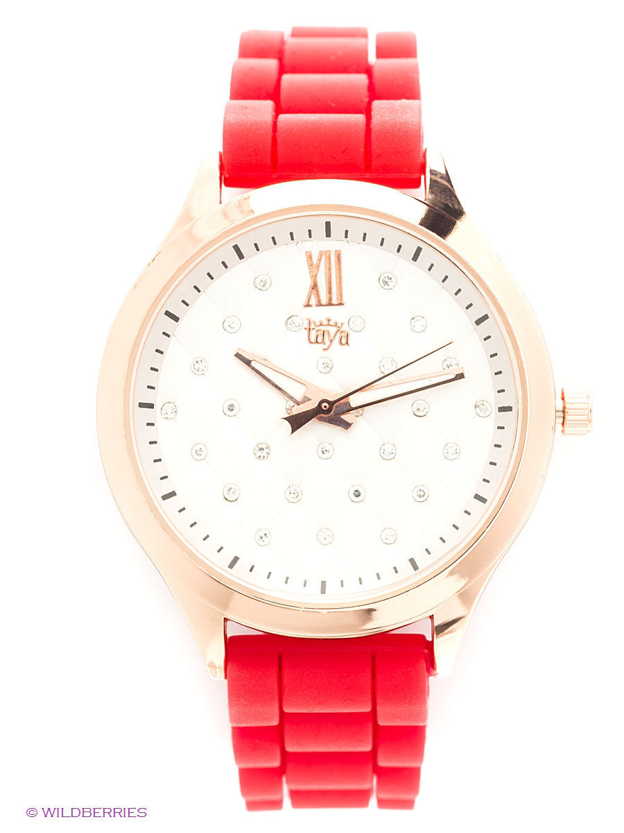 Часы Taya T-W-0201-WATCH-GL.RED