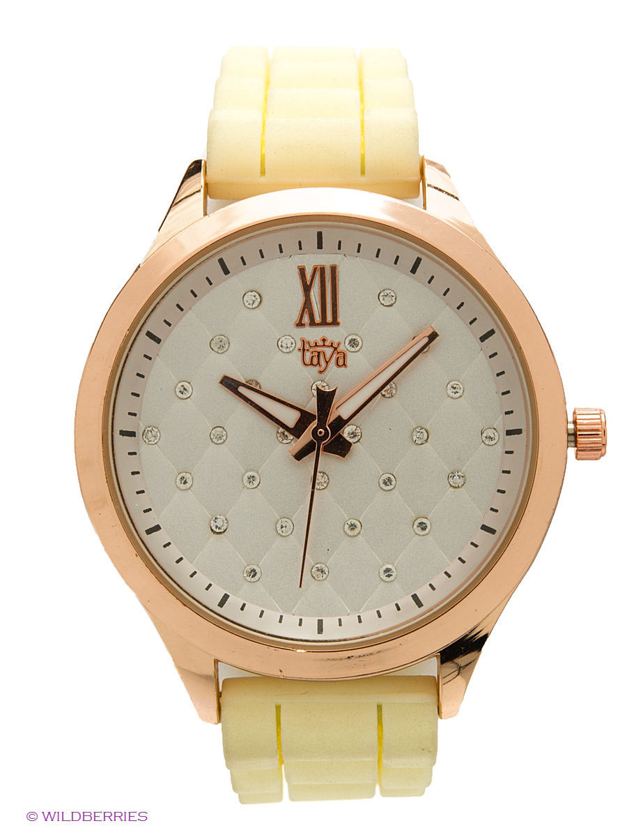 Часы Taya T-W-0202-WATCH-GL.CREAM