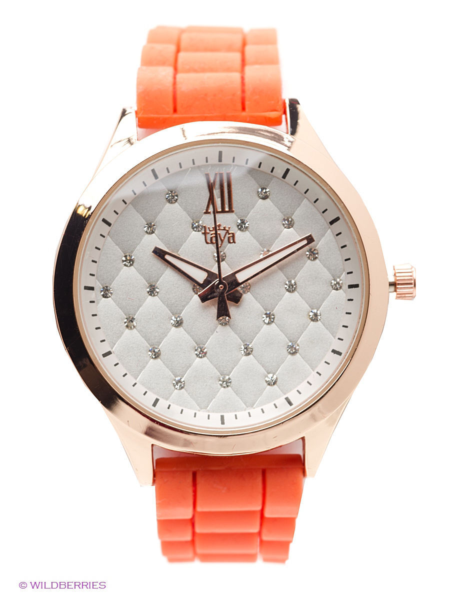 Часы Taya T-W-0203-WATCH-GL.ORANGE