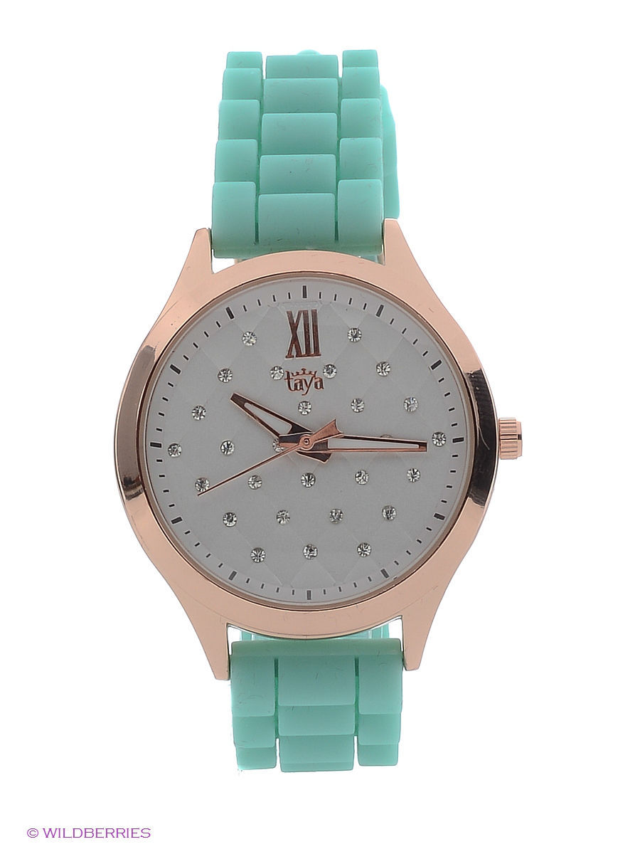 Часы Taya T-W-0204-WATCH-GL.L.GREEN