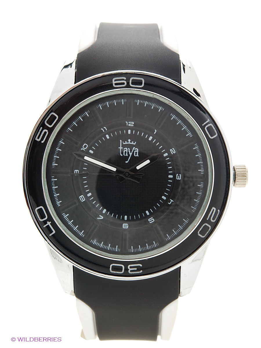 Часы Taya (Тая) T-W-0207-WATCH-SL.BLACK