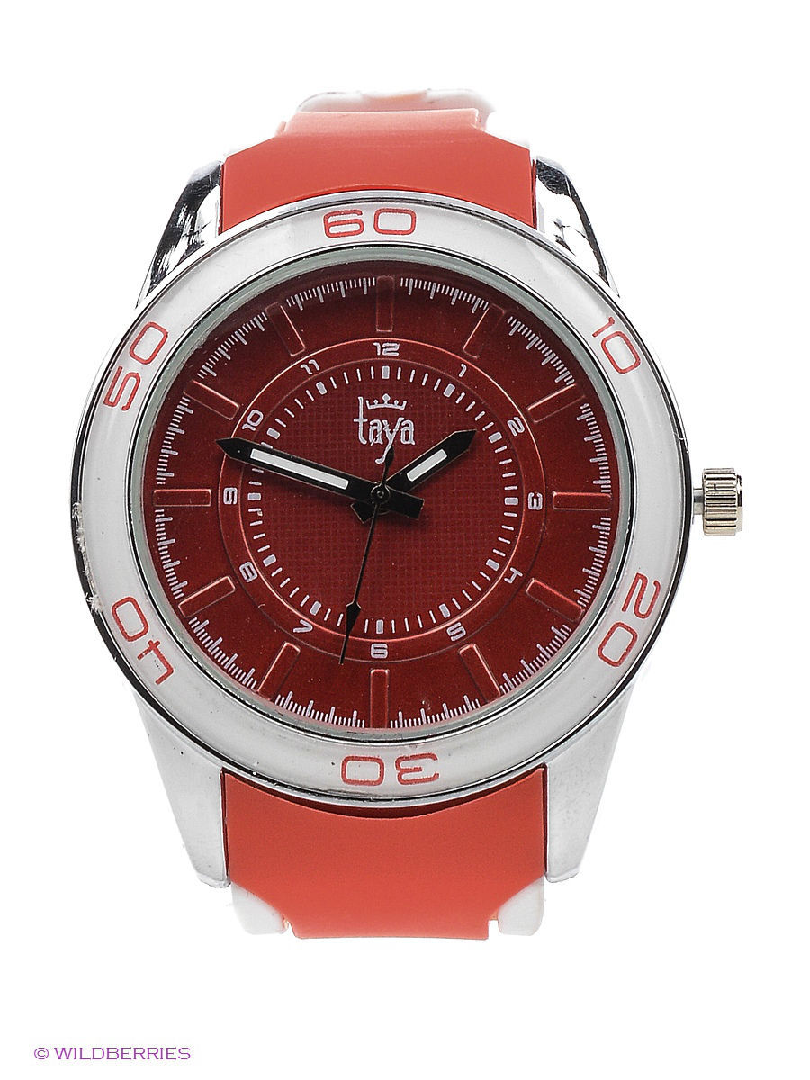 Часы Taya T-W-0210-WATCH-SL.RED