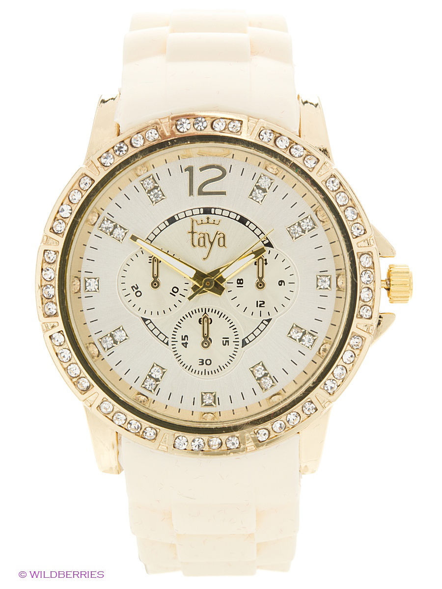 Часы Taya T-W-0212-WATCH-GL.CREAM