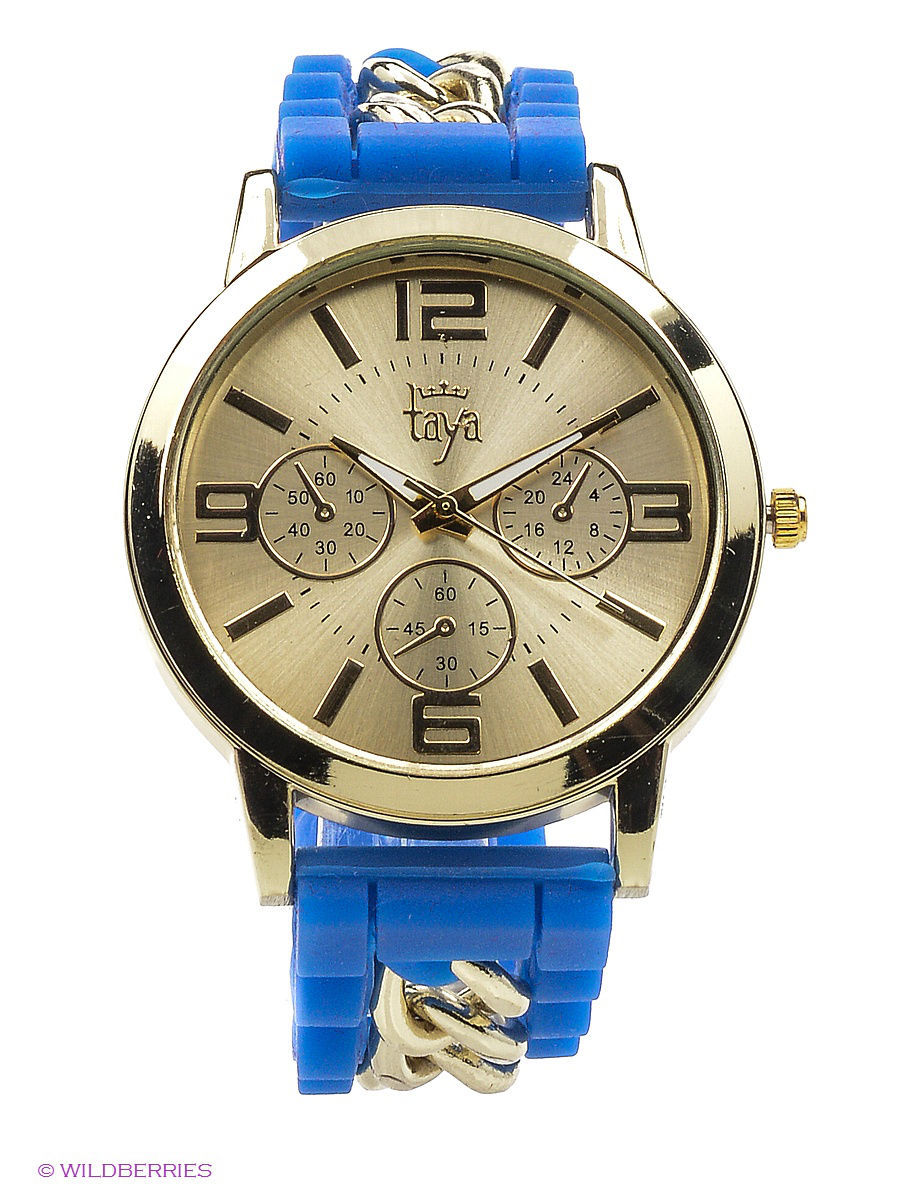 Часы Taya T-W-0214-WATCH-GL.BLUE