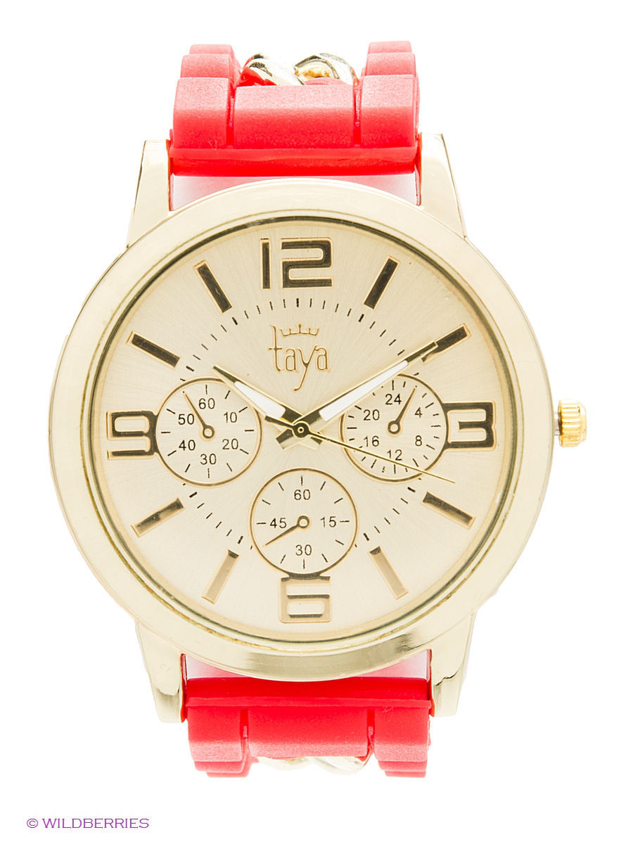 Часы Taya T-W-0215-WATCH-GL.RED
