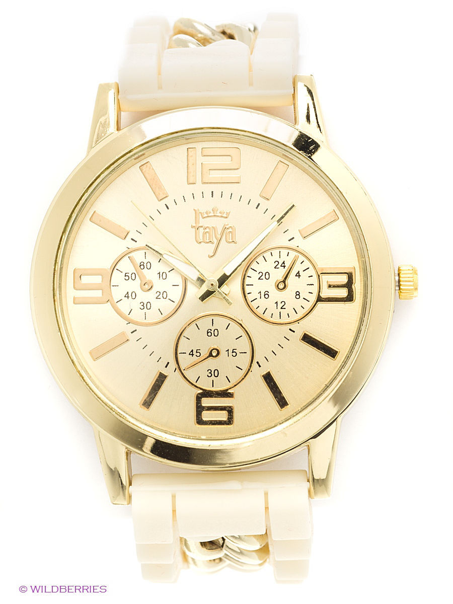 Часы Taya T-W-0216-WATCH-GL.CREAM