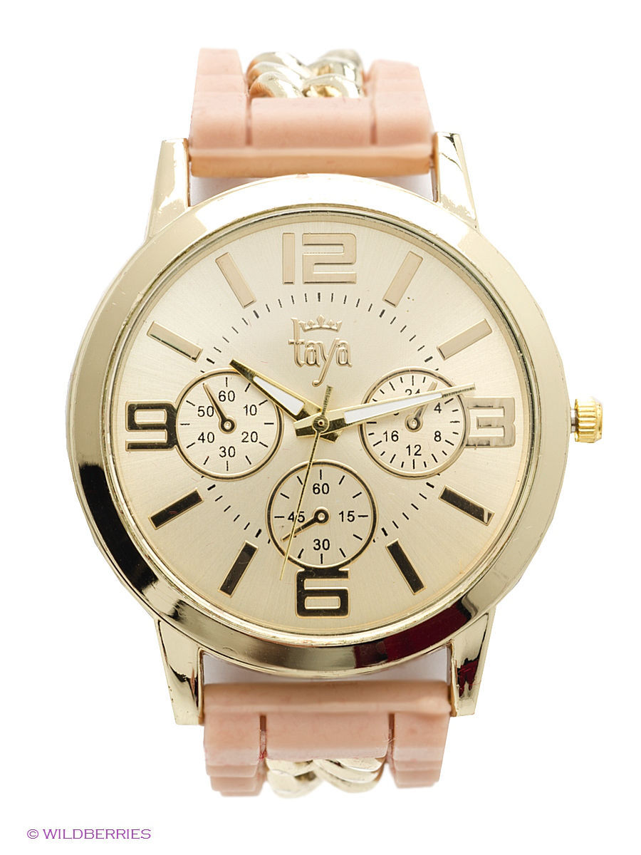 Часы Taya T-W-0217-WATCH-GL.BROWN