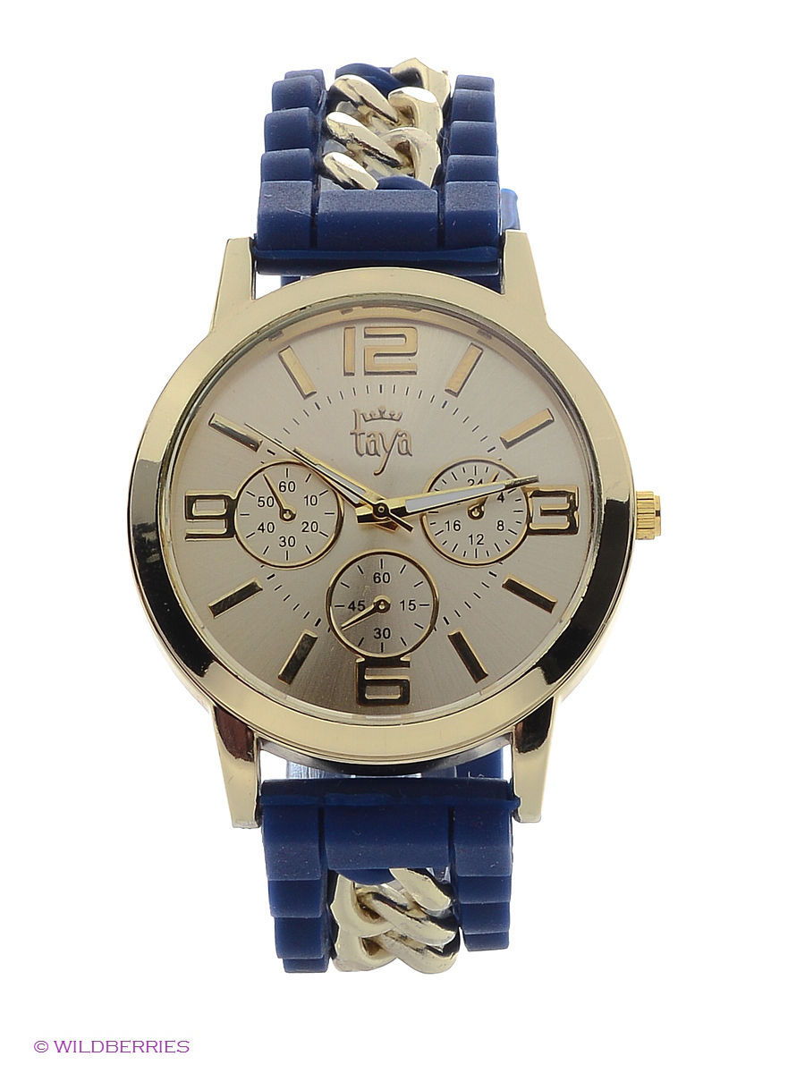 Часы Taya T-W-0218-WATCH-GL.D.BLUE