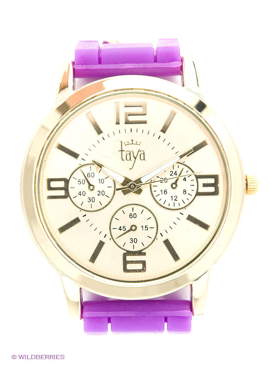 Часы Taya T-W-0220-WATCH-GL.PURPLE