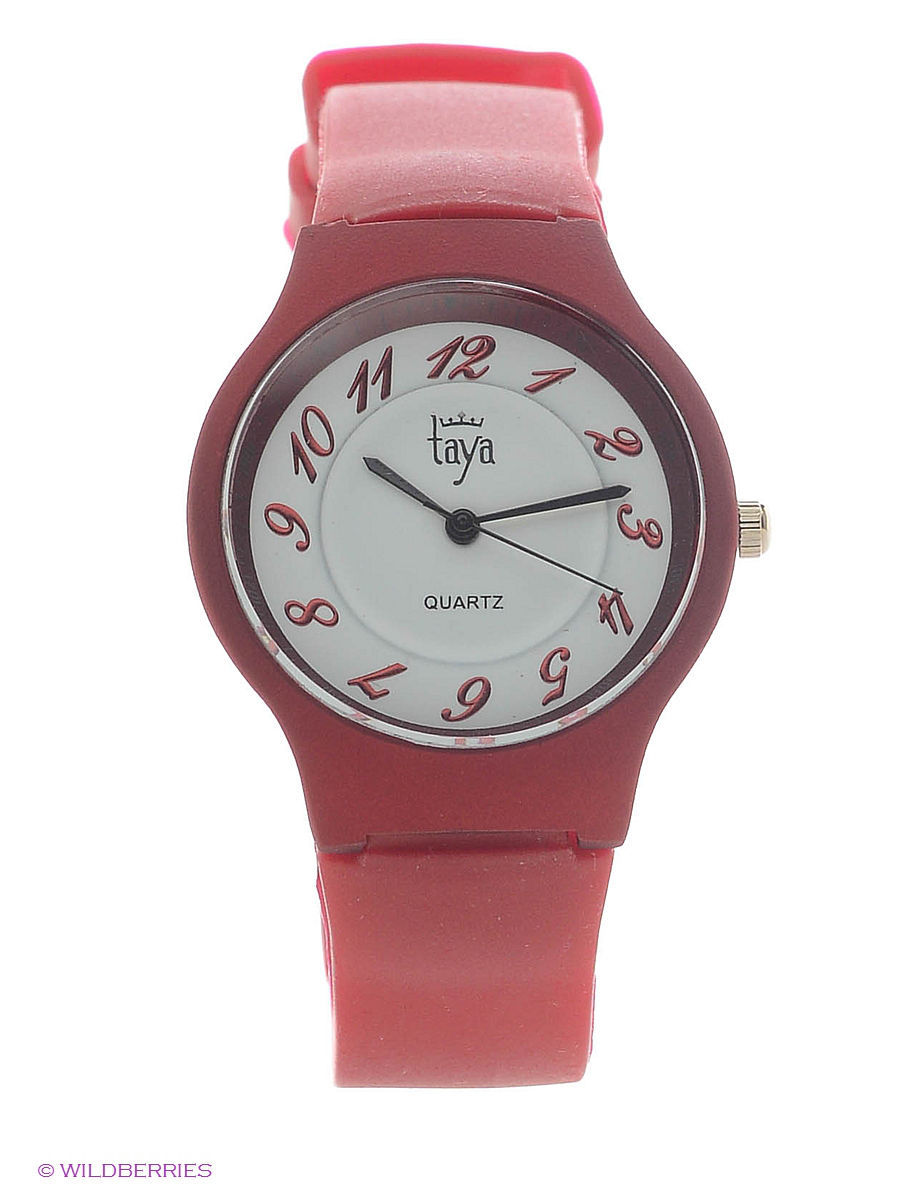 Часы Taya T-W-0225-WATCH-RED