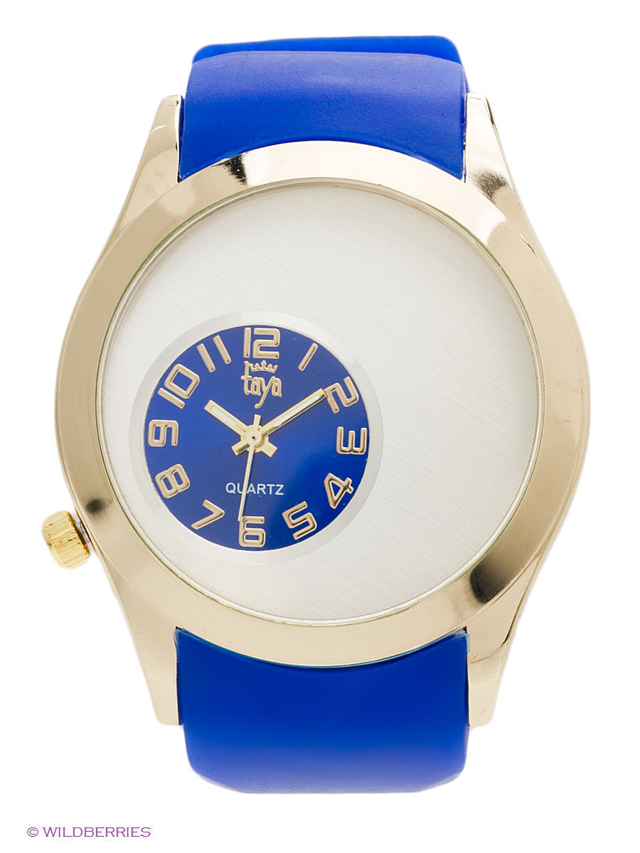 Часы Taya (Тая) T-W-0236-WATCH-GL.D.BLUE