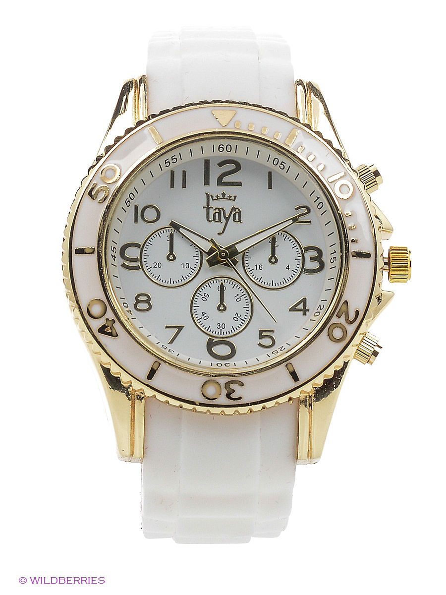Часы Taya T-W-0239-WATCH-GL.WHITE