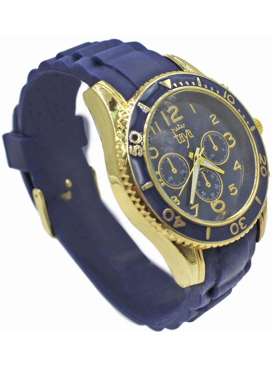 Часы Taya T-W-0240-WATCH-GL.D.BLUE