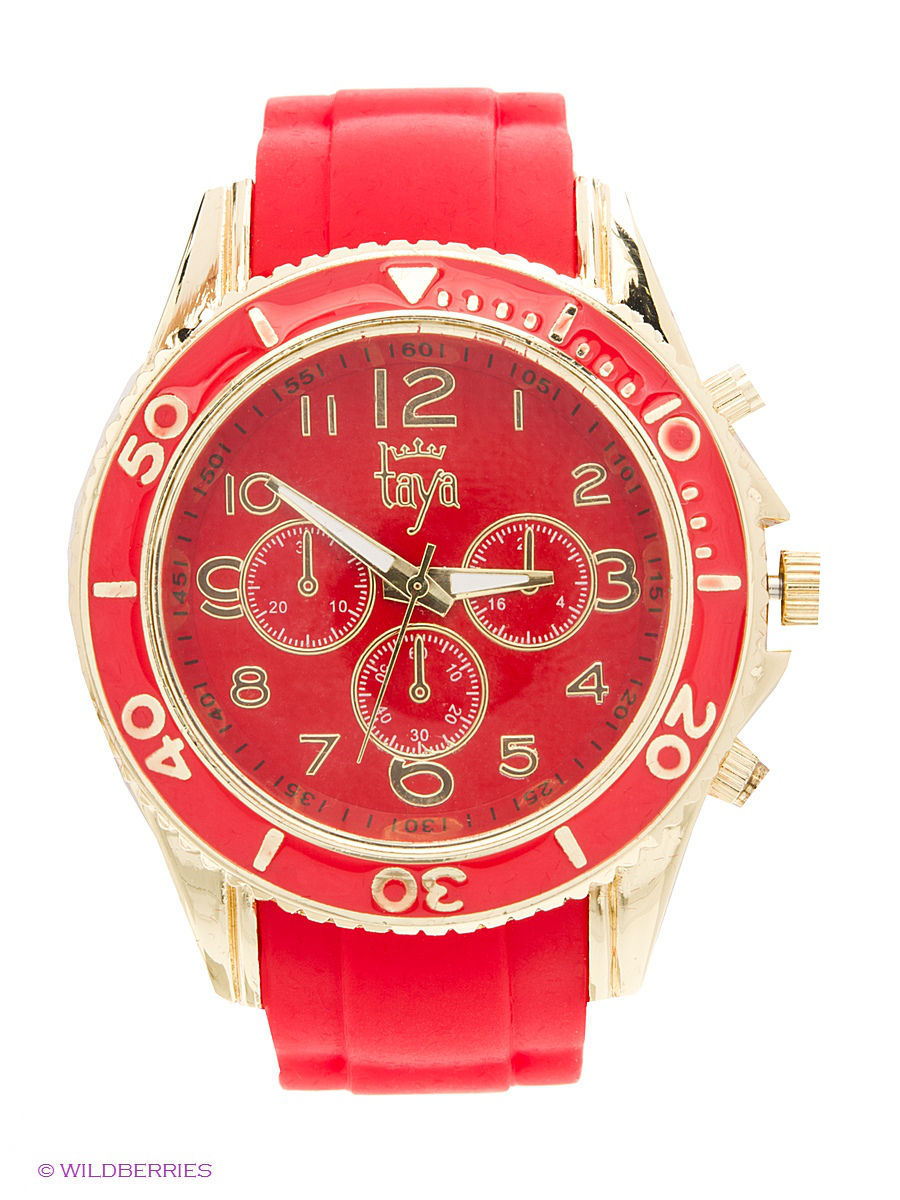 Часы Taya (Тая) T-W-0241-WATCH-GL.RED