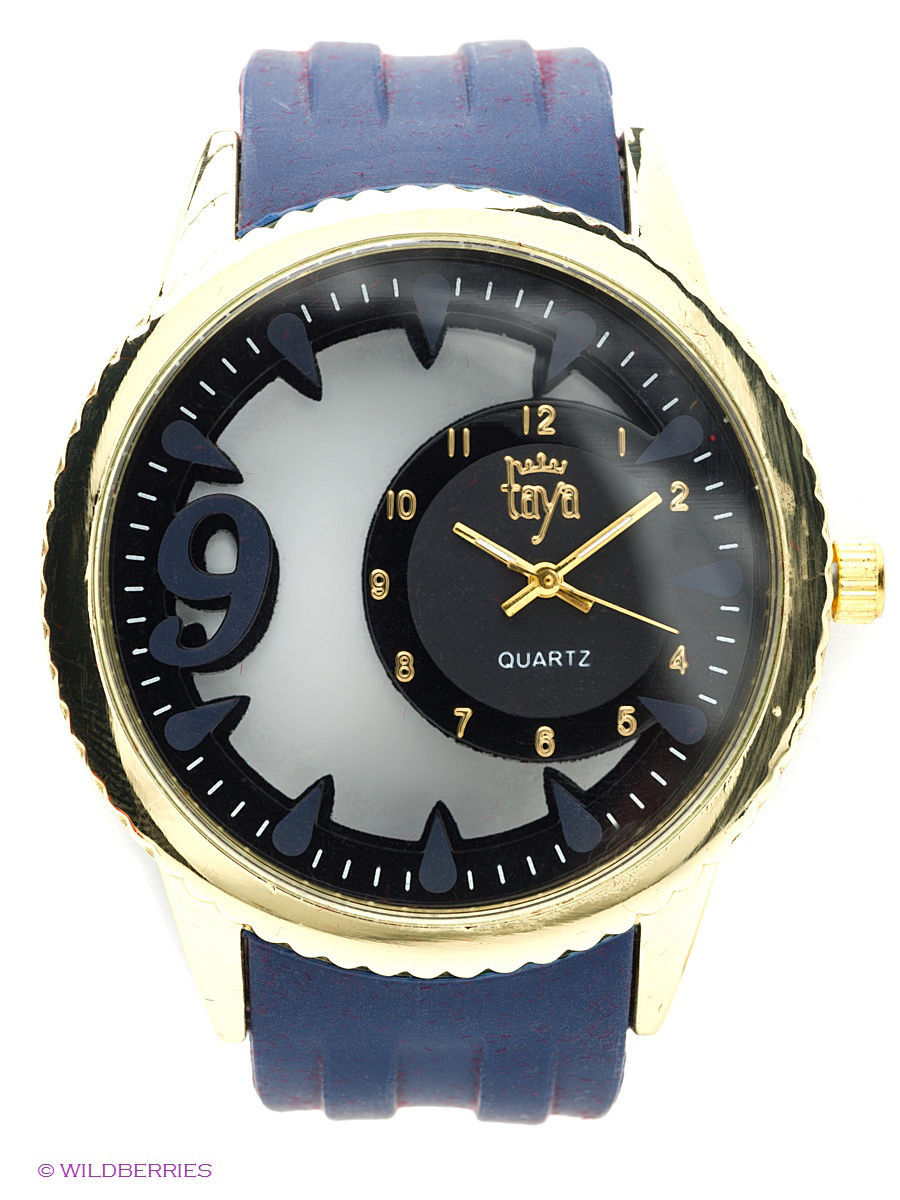 Часы Taya T-W-0243-WATCH-GL.D.BLUE