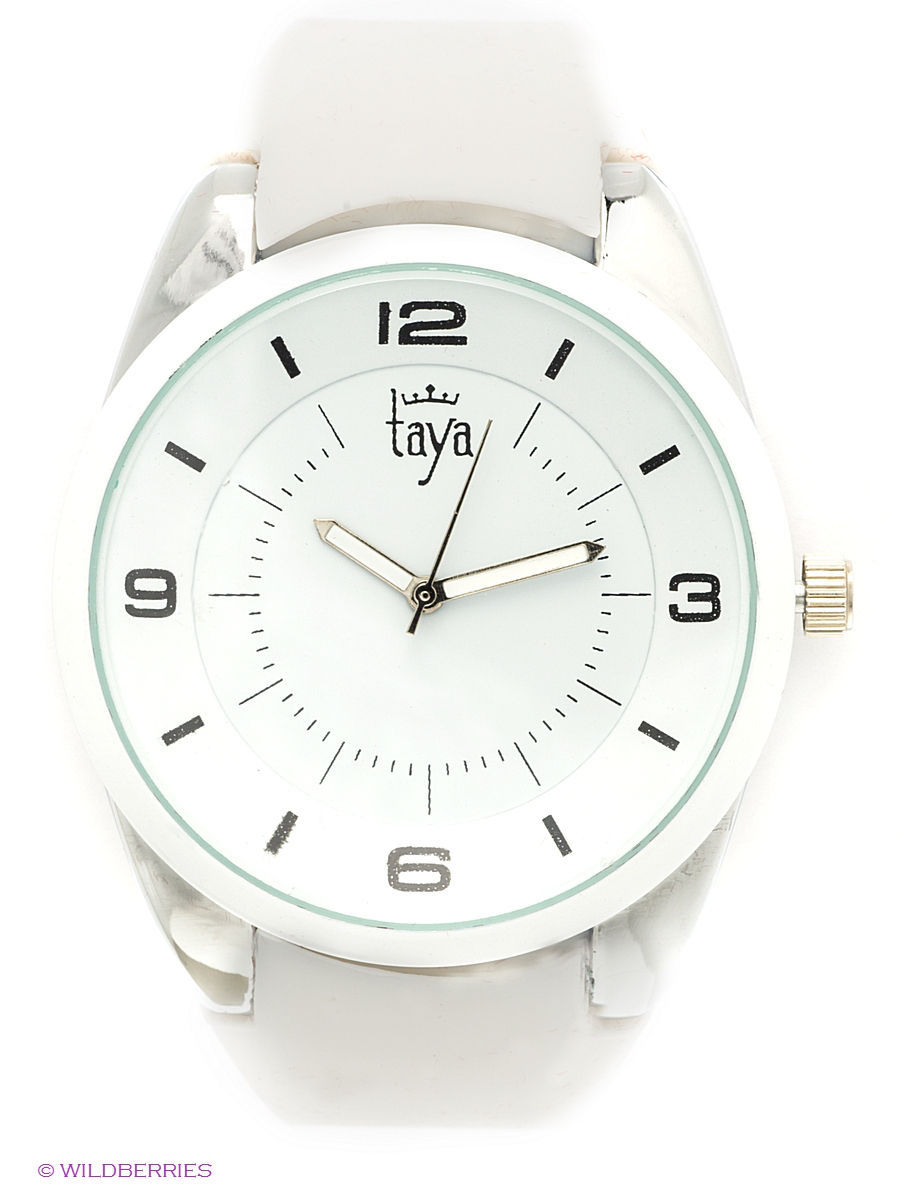Часы Taya (Тая) T-W-0247-WATCH-SL.WHITE