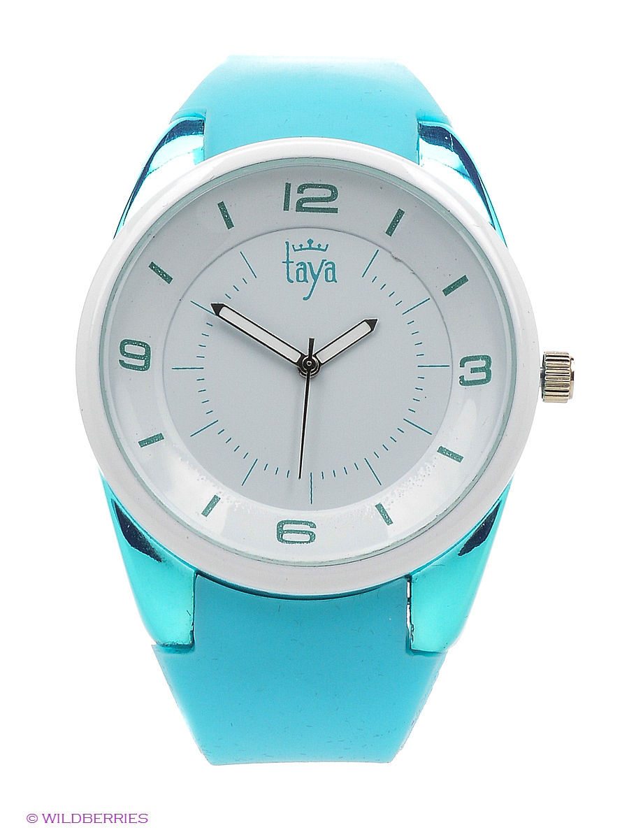Часы Taya T-W-0250-WATCH-WH.TURQ