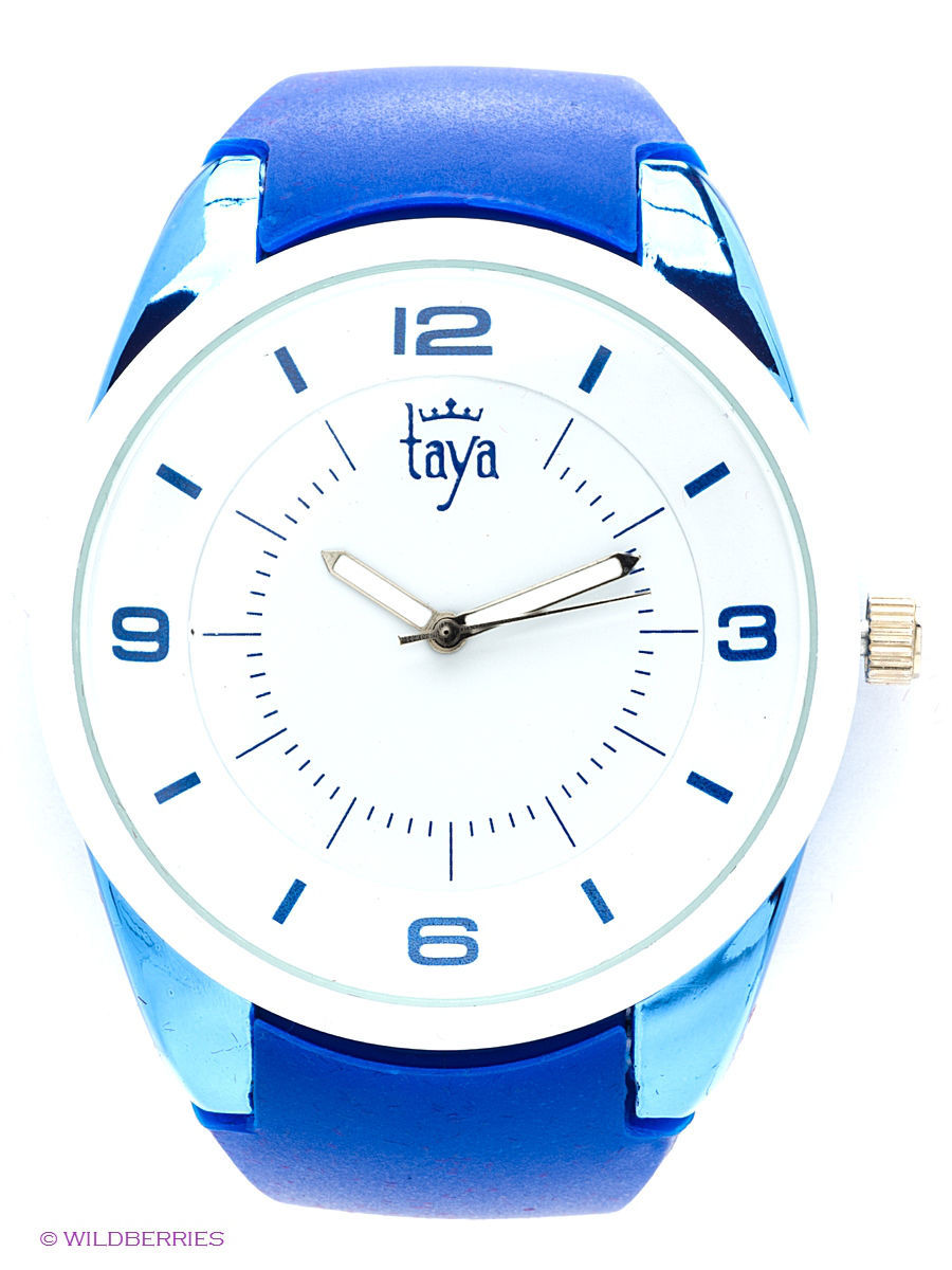 Часы Taya (Тая) T-W-0251-WATCH-WH.D.BLUE