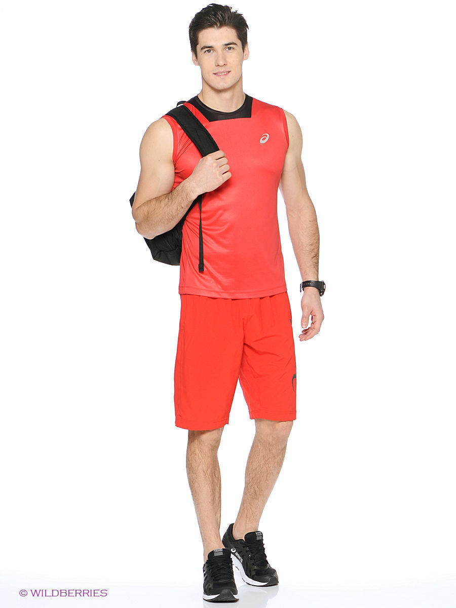 Майка ATHLETE SINGLET ASICS 125153/0672