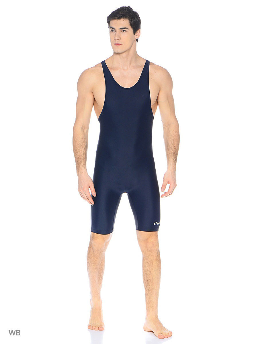 Трико борцовское ASICS Трико борцовское SOLID MODIFIED SINGLET asics asics solid modified singlet