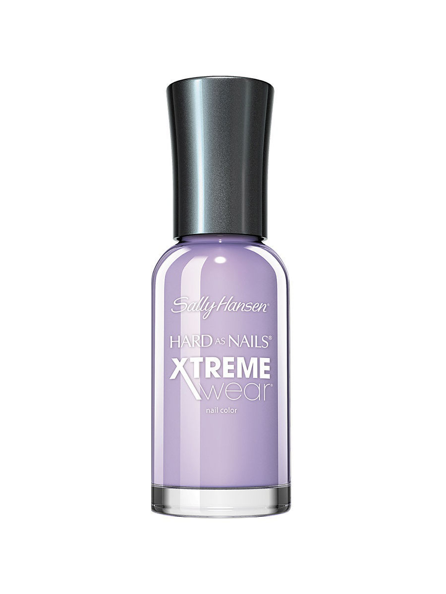 Лаки для ногтей SALLY HANSEN Лак для ногтей Hard As Nails Xtreme Wear Nail Color, тон Lacey Lilac #559\270 лаки для ногтей sally hansen лак для ногтей xtreme wear black out тон 370 28