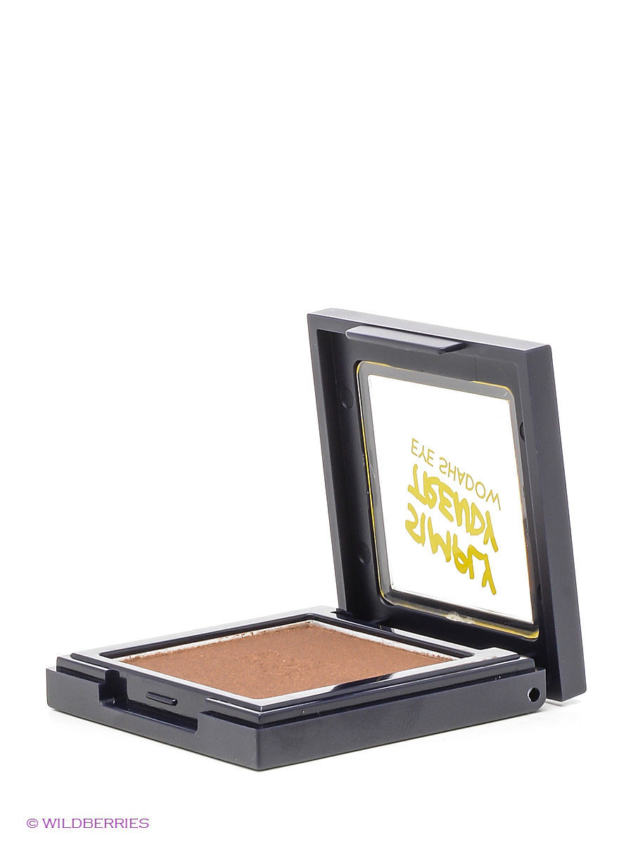 Тени Touch in sol Тени для век Simply Trendy, №8 Choco Brown  4г карандаш для бровей touch in sol brow expert bar 2 цвет 02 brownie brown variant hex name 2c1a0c