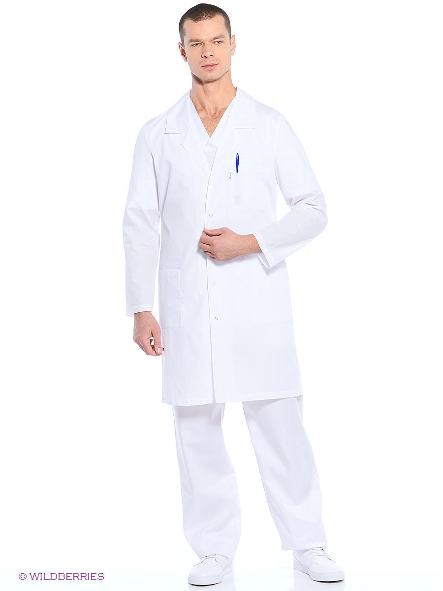 Med Fashion Lab Халат медицинский