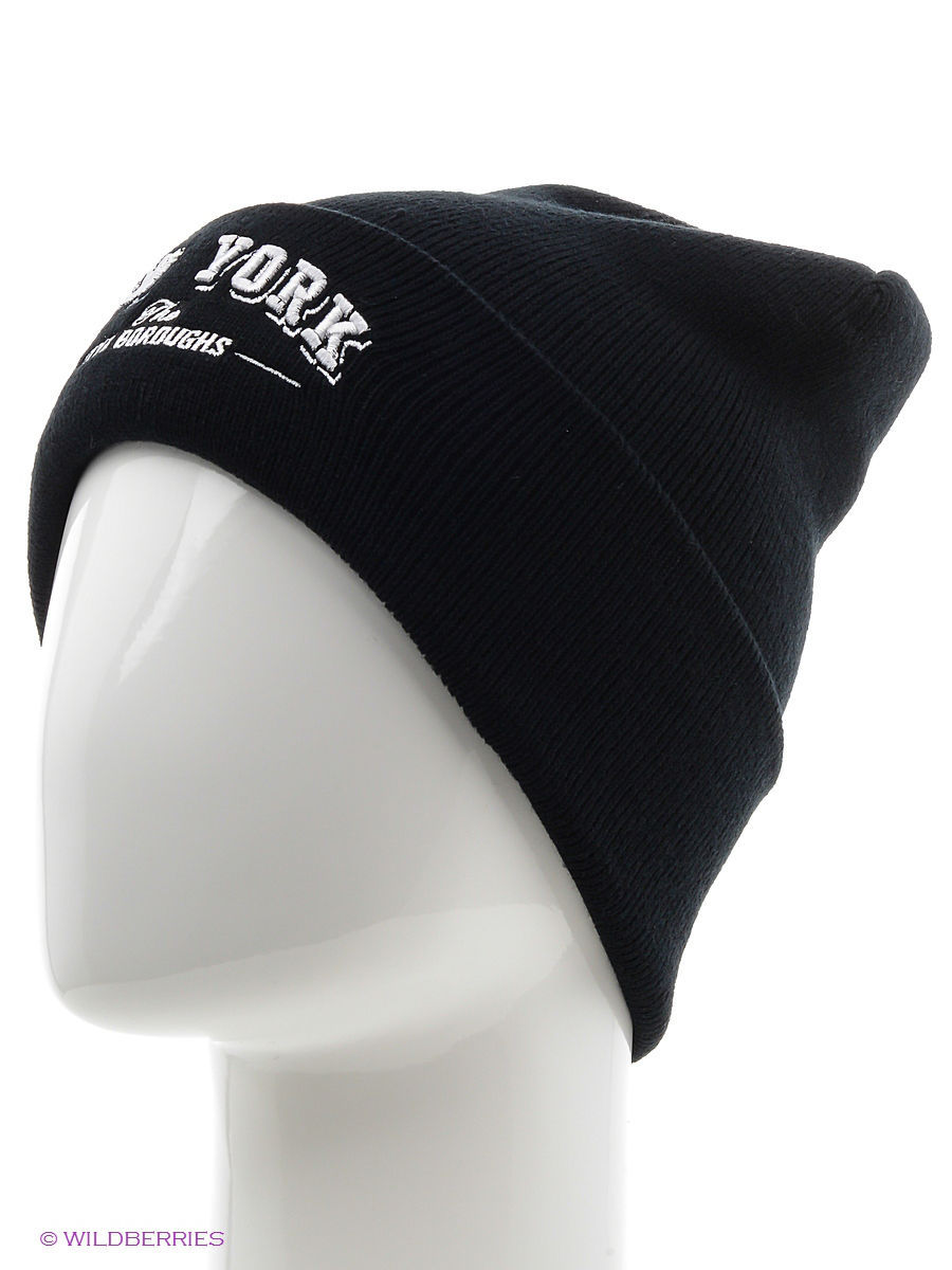 Шапка True Spin TS-NEW15Black