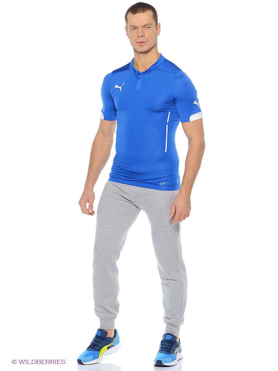 Футболка PUMA Футболка ACTV Shortsleeved Shirt puma футболка женская puma