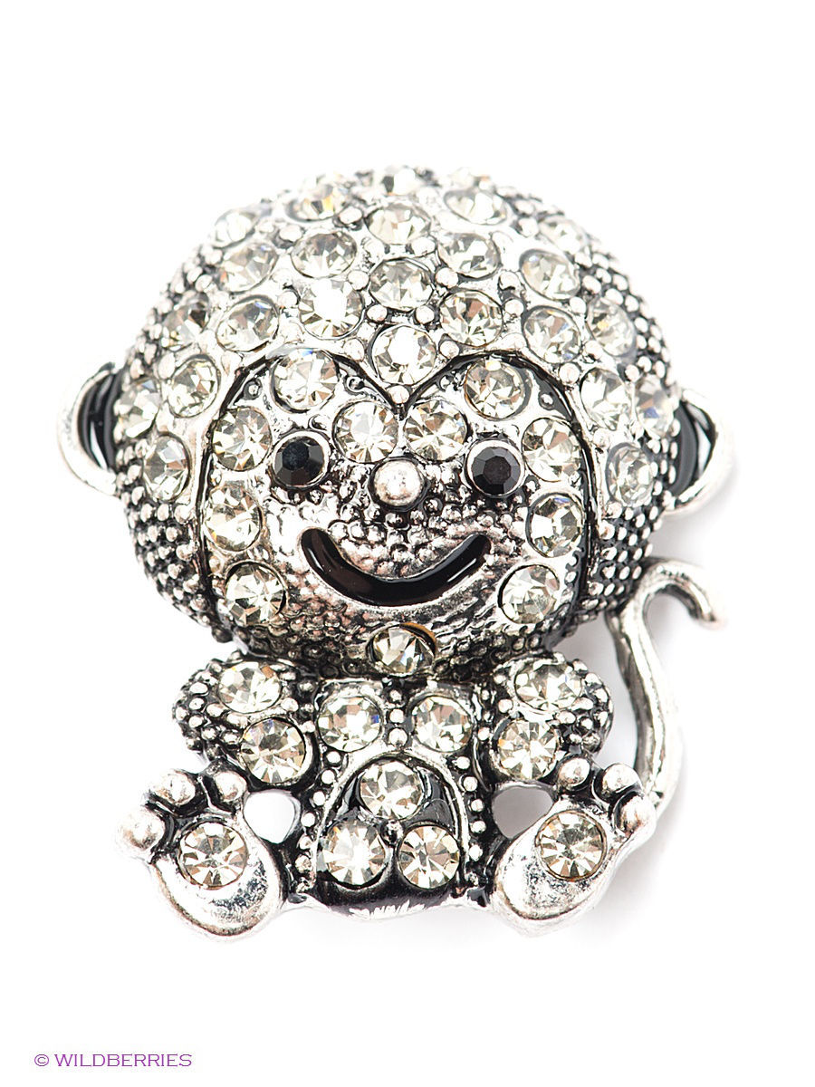 Брошь HAPPY CHARMS FAMILY NOAY0105