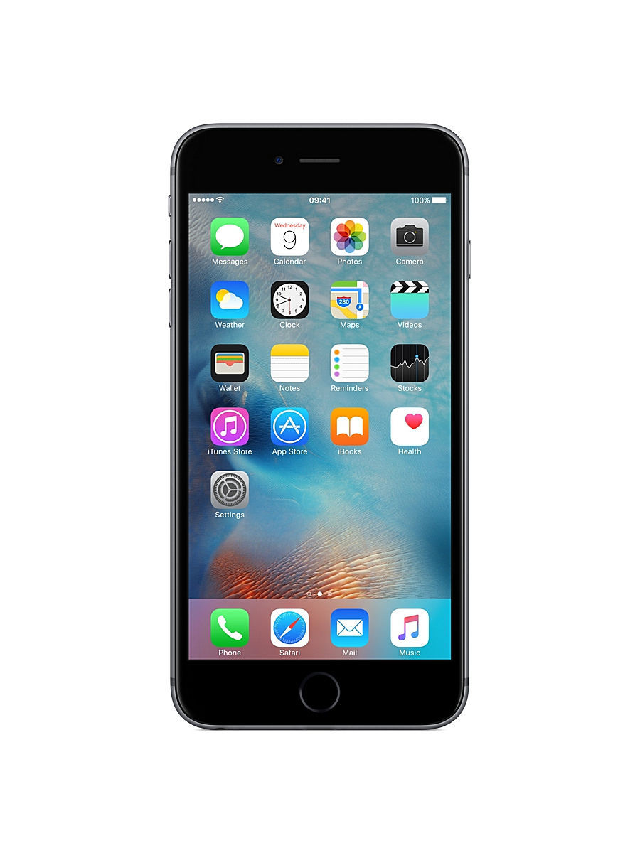 IPhone 6S Plus, 64GB Space Gray