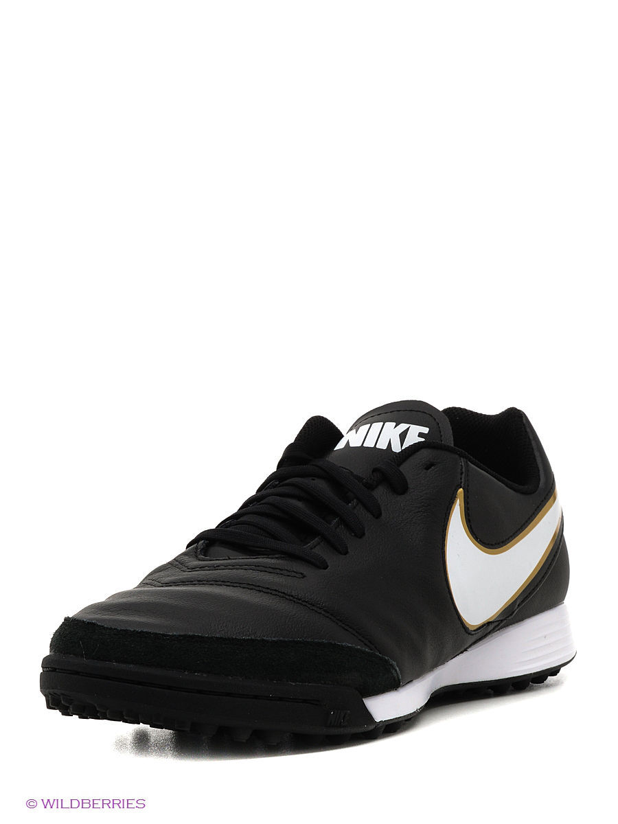 Шиповки TIEMPO GENIO II LEATHER TF Nike 819216-010