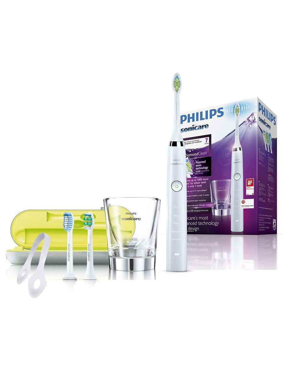������������� ������ ����� Philips Sonicare DiamondClean HX9332/35