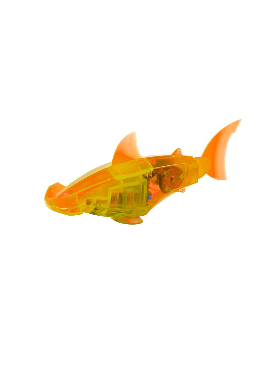 "Набор ""AquaBot with LED and Bowl"" HEXBUG 460-3673/желтый"