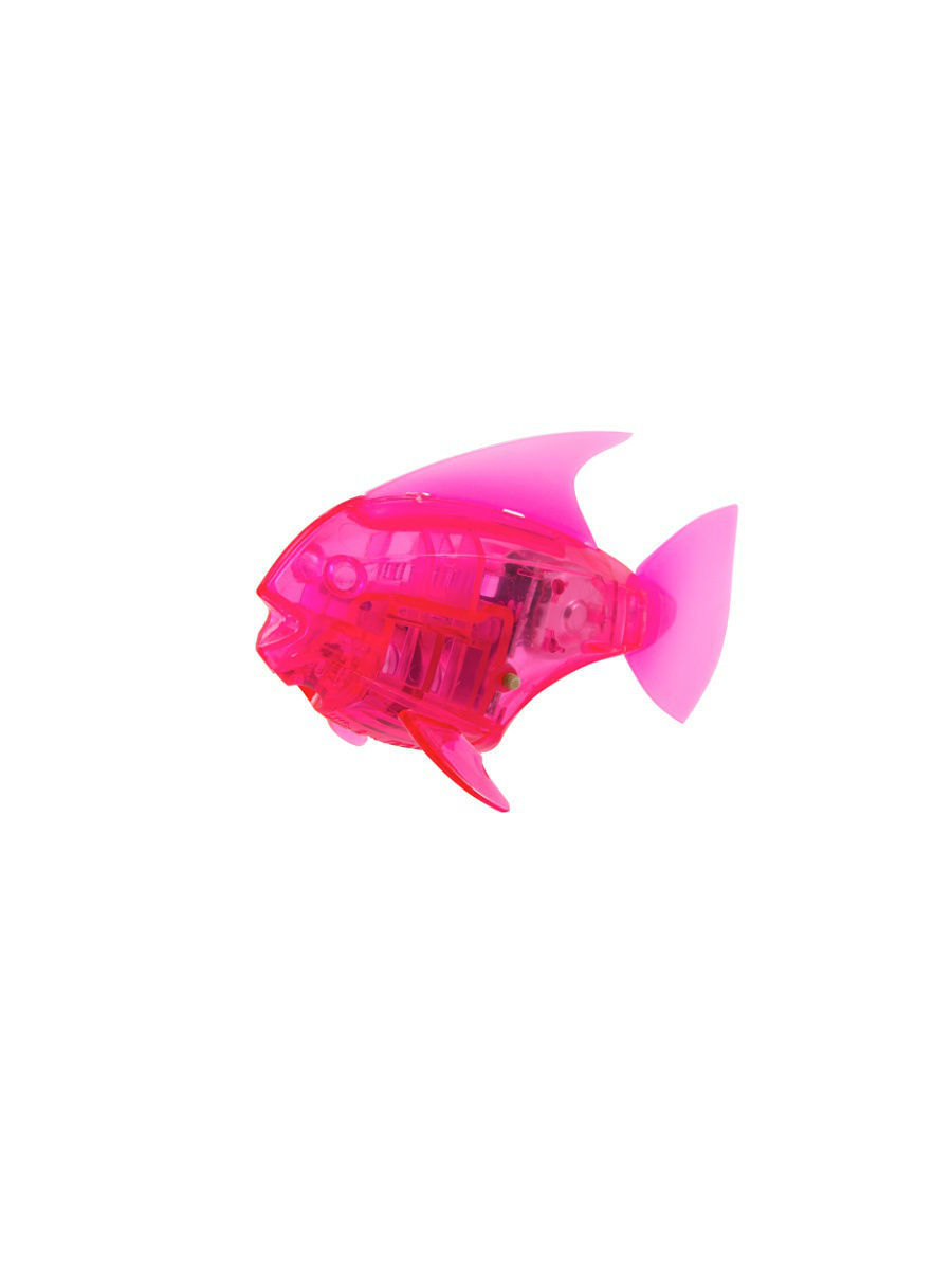 "Набор ""AquaBot with LED and Bowl"" HEXBUG 460-3673/розовый"