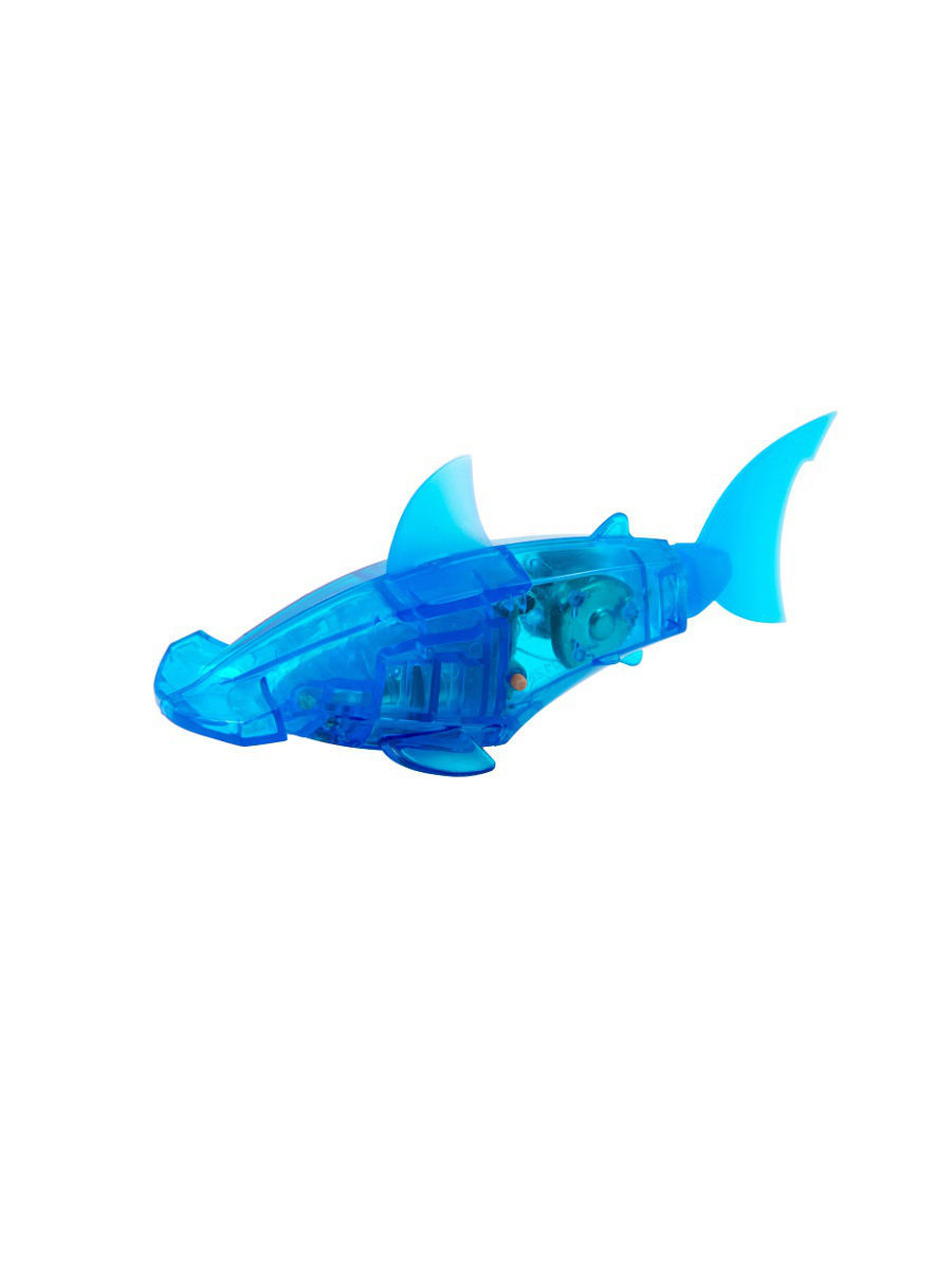 "Набор ""AquaBot with LED and Bowl"" HEXBUG 460-3673/синий"